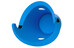 Cycloc Solo Recycle pyöräteline seinään, sininen
